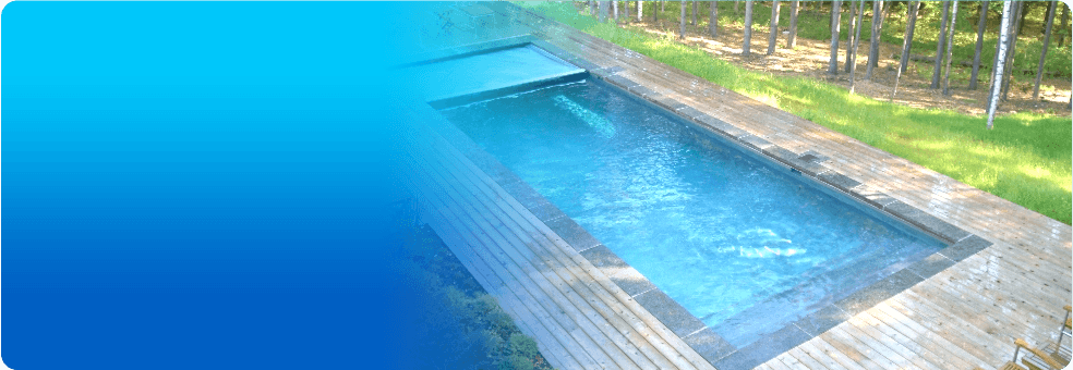 Aquamatic Cover Systems | Hydramatic | Energy Efficient Pool