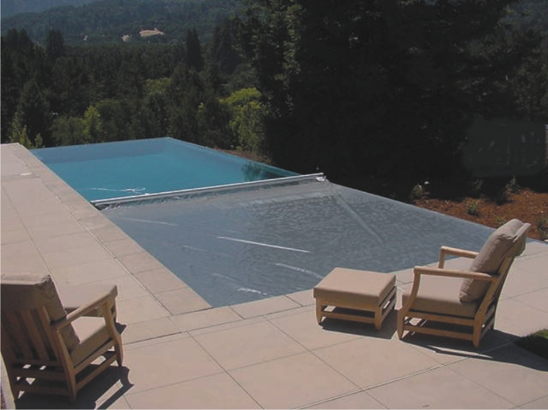 Recess Pool Cover Photos Hydramatic Aquamatic Pool Covers