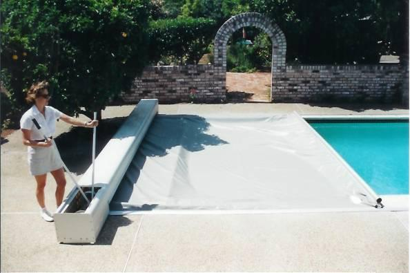 Ez Cover Photos Diy Pool Cover Aquamatic Pool Covers