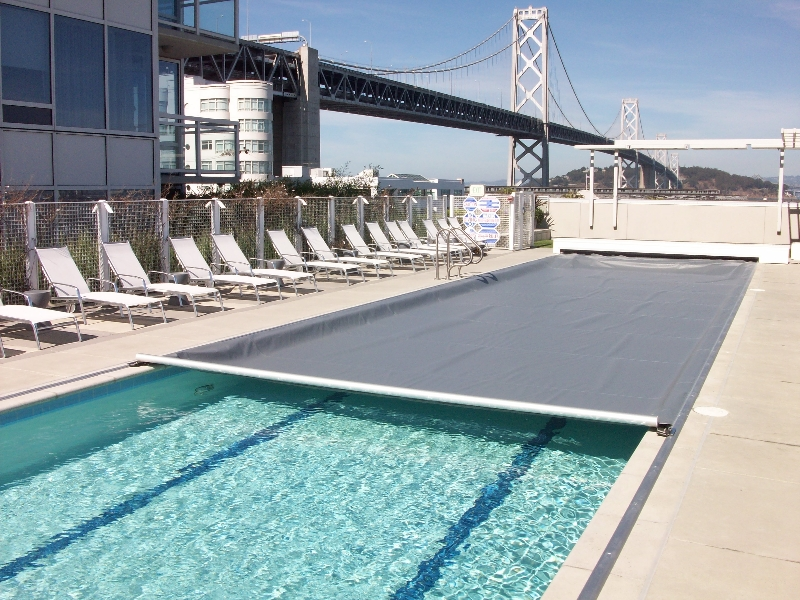 Deck Mount Pool Cover Photos | Swimming Pool Cover ...
